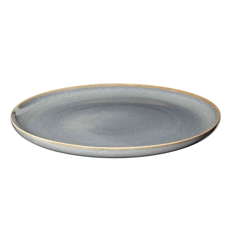 /Ø 26,5 cm Speiseteller ASA 27161118 Essteller aquasphere//Denim Keramik