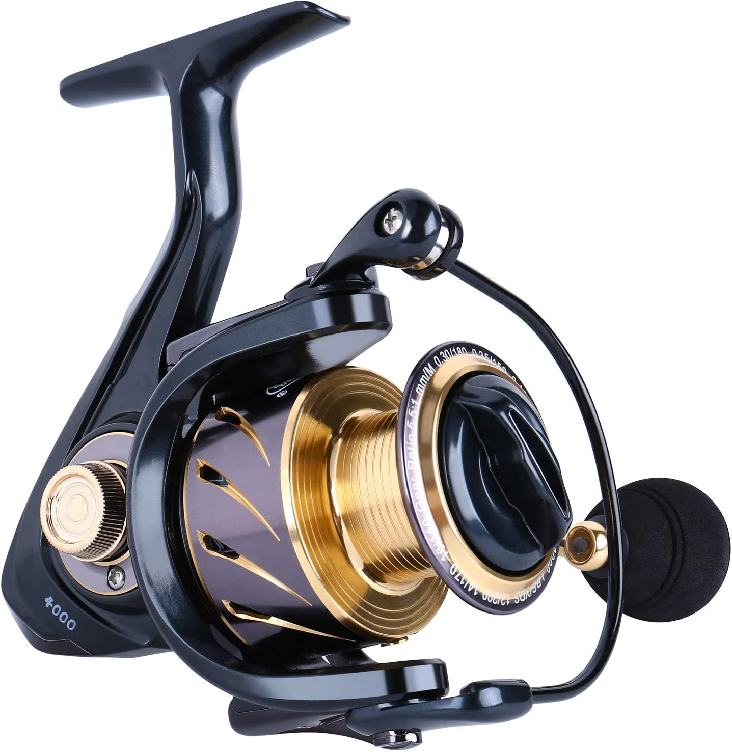 top rated freshwater spinning reels