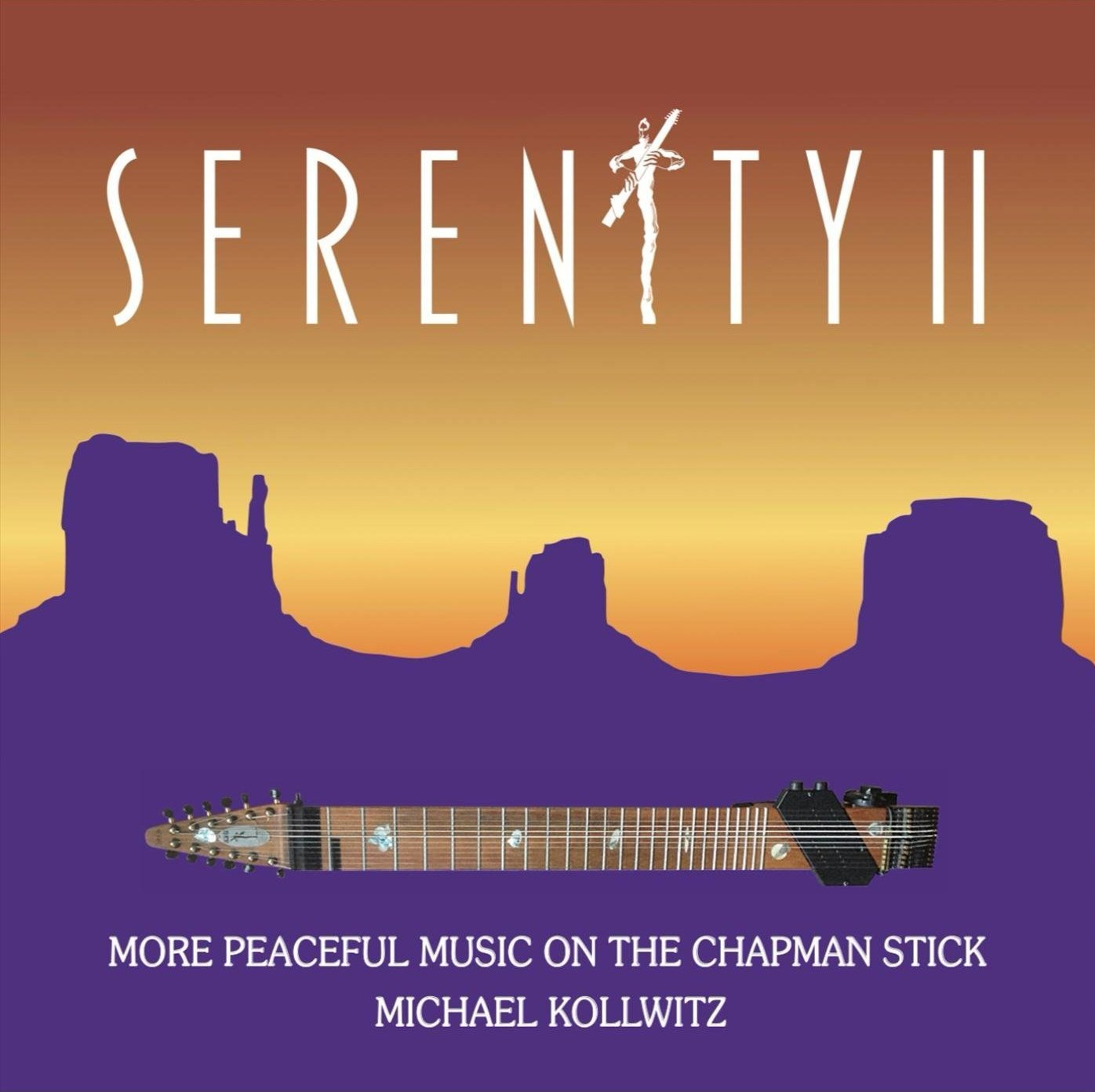 CD : Michael Kollwitz - Serenity Ii (CD)