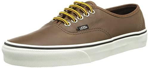ba9237a057 Vans Womens Authentic (Hiker) Skate Shoe Leather Bison Size 11 ...