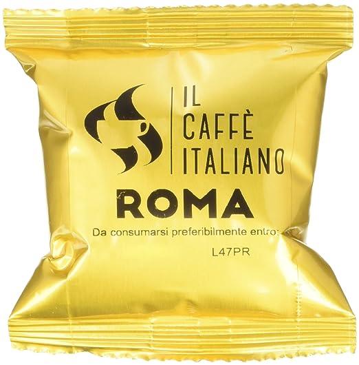 2 opinioni per 50 capsule compatibili Lavazza espresso point -50 capsule caffè Roma compatibili