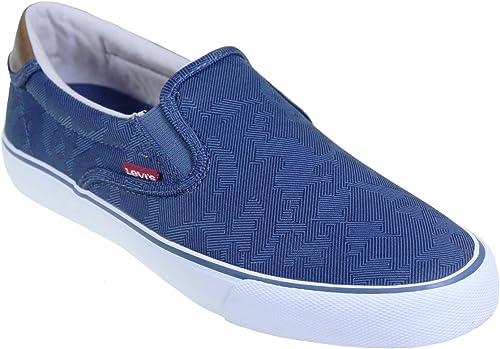 Levi's Men's Sneakers Justin Slip on