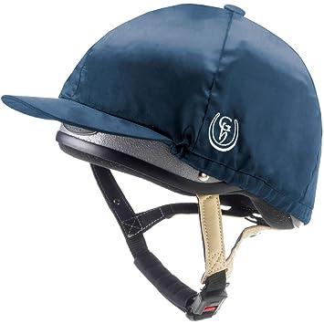 Gatehouse HS1 Silk - Forro para casco de hípica Black, Navy, Red, Green