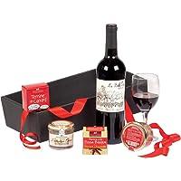 """Ducs de Gascogne -""""La Belle Vie"""" - comprend 4 terrines - spécial cadeau - 944720"""