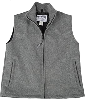 product image for Schaefer Outfitters Ladies Wool Arena Vest 730L-HG-02 Color - Heather Gray Size - XS