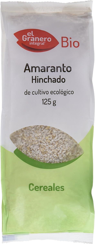 AMARANTO HINCHADO BIO 125 gr