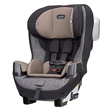 Evenflo Stratos 65 Convertible Car Seat Maxton Tweed