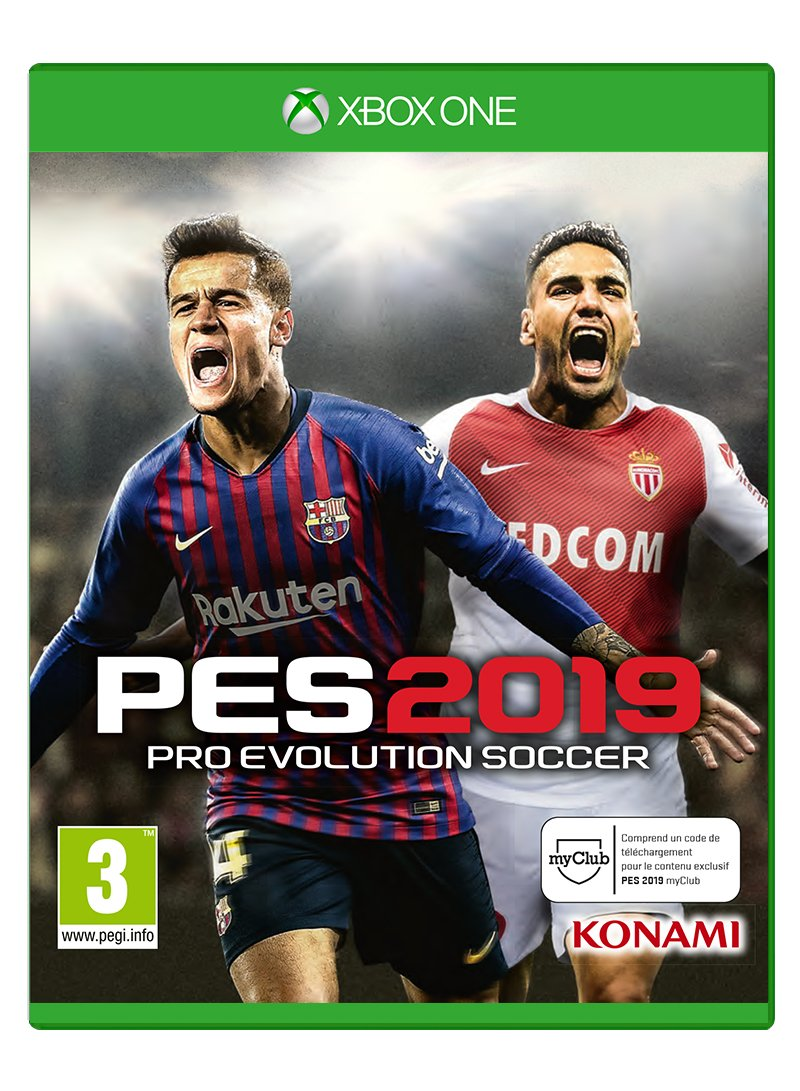 Third Party - PES 2019 Occasion [ Xbox One ] - 4012927112663