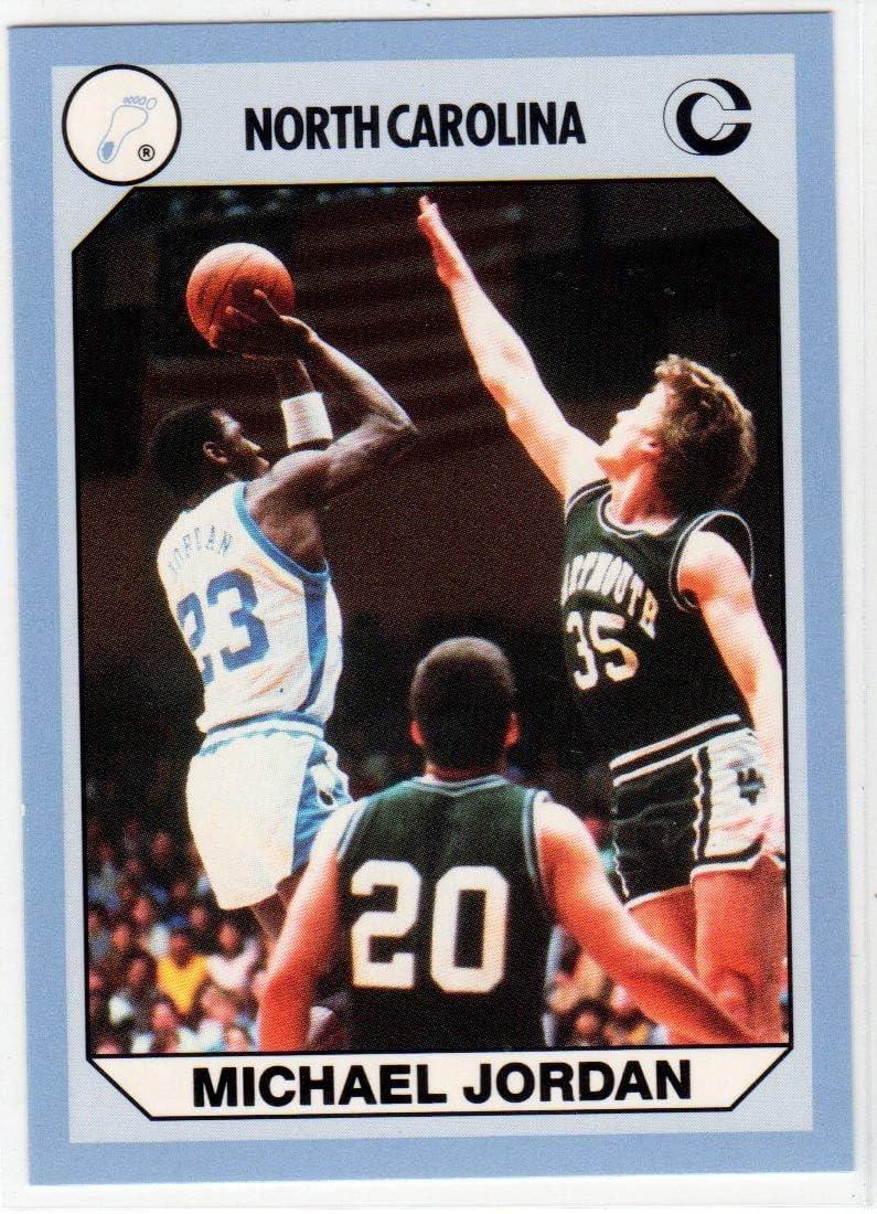 Michael Jordan North Carolina Tar Heels