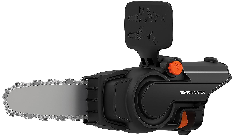 BLACK+DECKER BCASCS61B-XJ SEASONMASTER Chainsaw Attachment, 18 V BLACK + DECKER