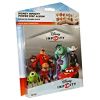 Disney Infinity Power Disk Album - Holds 20 (PS3/Xbox 360, Nintendo Wii U/Wii/3DS)