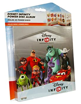 PDP Disney Infinity - Album Power Discs - Accesorios de Juegos de pc (Multi)