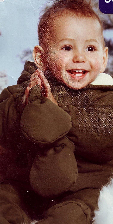lupilu Baby Winteroverall mit Kapuze