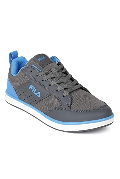 Fila Men Brown Casual Shoes  Buy Online at Low Prices in India ... 3a2cc3fb1af3