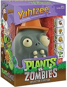 Yahtzee: Plants vs. Zombies Collectors Edition: USAopoly: Amazon.es: Juguetes y juegos