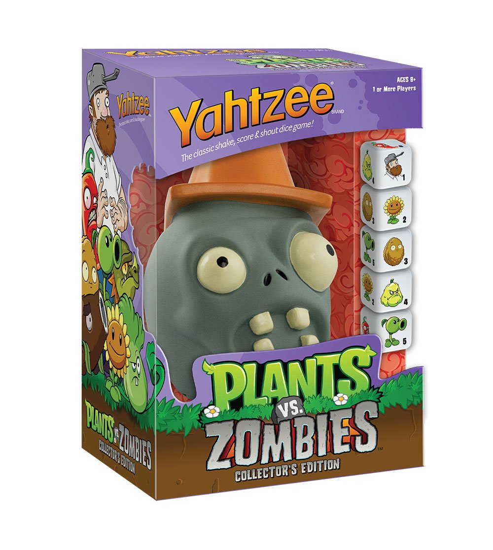 YAHTZEE: Plants vs. Zombies Collector's Edition