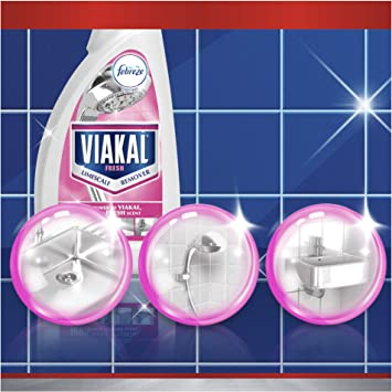 Viakal Perfume Fresco Antical Spray - 700 ml: Amazon.es: Salud y ...