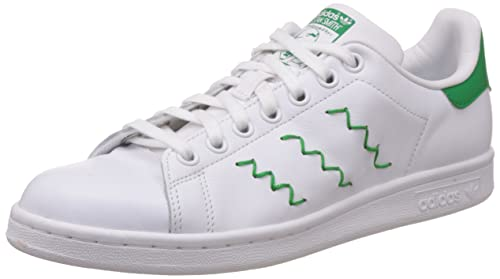 Adidas ORIGINALS Damen Stan Smith Sneakers, Weiß, 38 EU 5UK