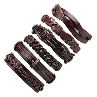 Comment faire un bracelet en cuir homme