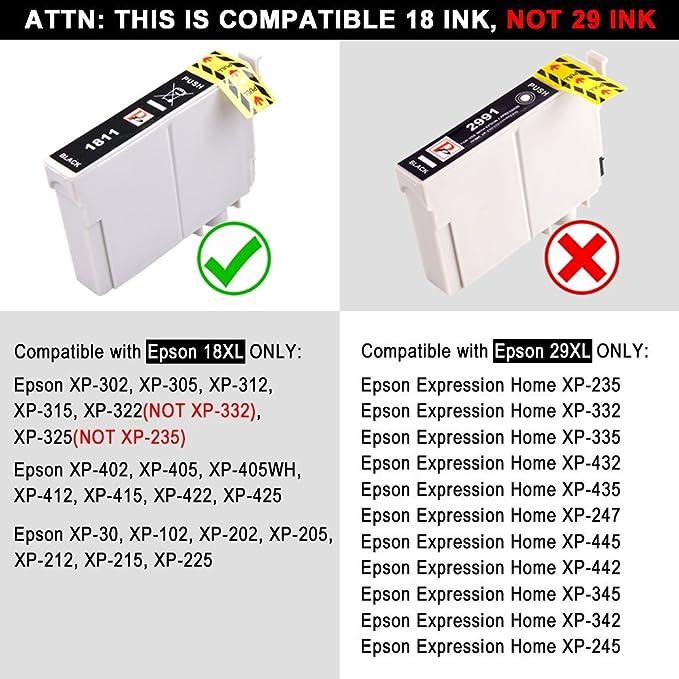 PerfectPrint - Cartucho de tinta (12 unidades): Amazon.es: Oficina ...