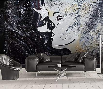custom size 3d mural wallpaper creative abstract line beauty