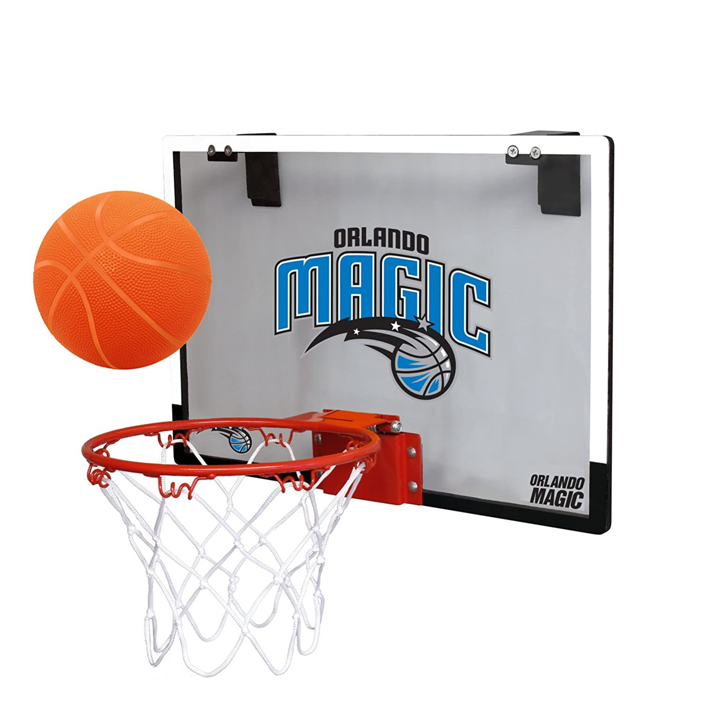 NBA Game On屋内バスケットボールフープ&ボールセット B00GT2ZZ80