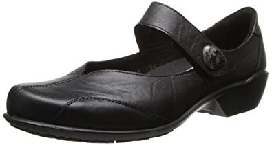 Romika Women's Romika 'City Light 87' Leather Mary Jane Flat EpsNZR6c
