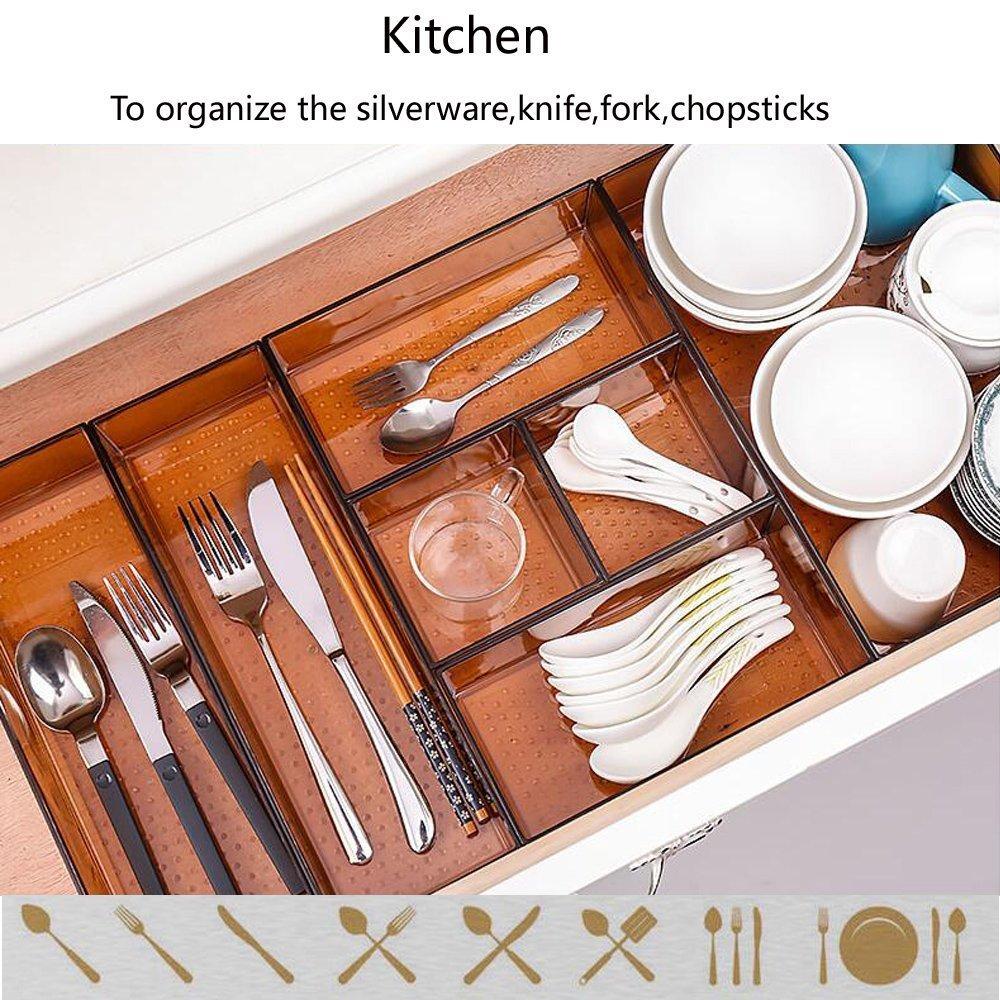 Fein Küchenschublade Organisatoren Holz Bilder - Ideen Für Die Küche ...