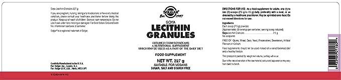 Solgar Vitamina E 268 mg (400 UI) Cápsulas vegetales blandas - Envase de 50: Amazon.es: Salud y cuidado personal