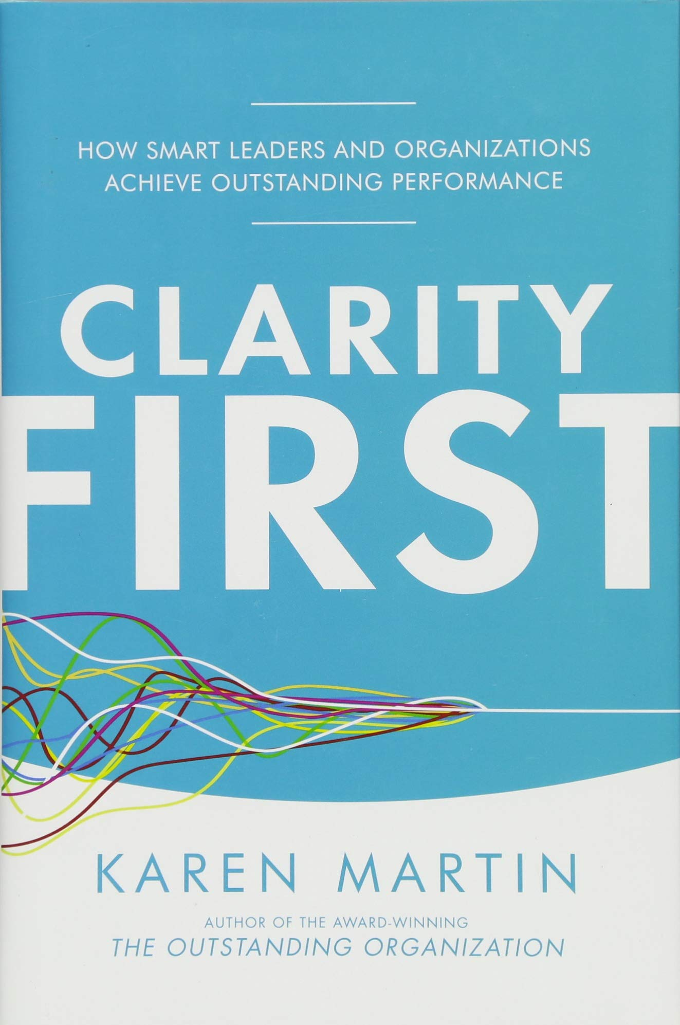 Image result for clarity first book