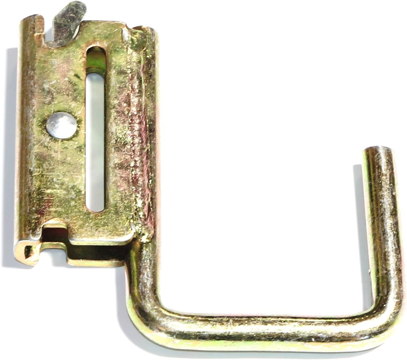 E-Track Steel JHook Tie Down with Spring Fitting Pack of 10 WorldPac