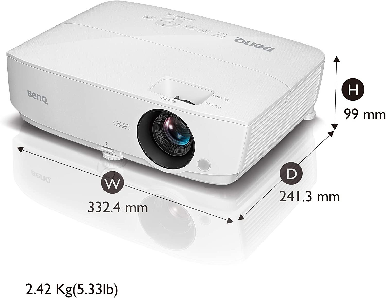 Benq MW535 - Proyector DLP, WXGA, 3600 Lúmenes, 2 x HDMI ...