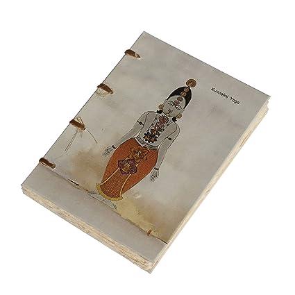 Hecho a mano diario cuaderno de viaje diario, Kundalini Yoga ...