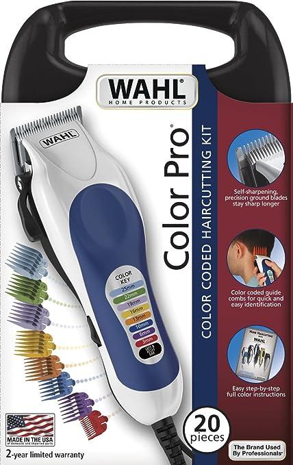 Wahl ColorPro - Cortapelos con estuche de almacenaje  Amazon.es  Salud y  cuidado personal 9777d40d4ee2