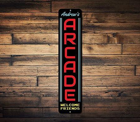 Dozili Señal de Arcade Texto en inglés: Arcade ...
