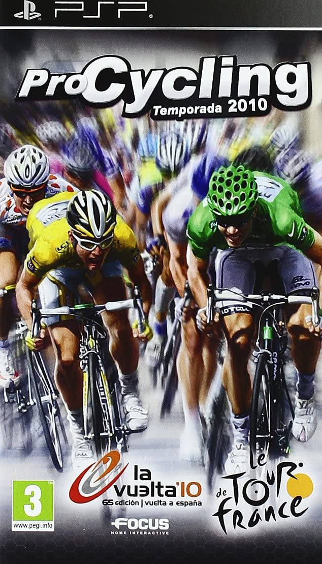 Pro Cycling: Manager Tour De France 2010: Amazon.es: Videojuegos