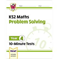 New KS2 Maths 10-Minute Tests: Problem Solving - Year 4
