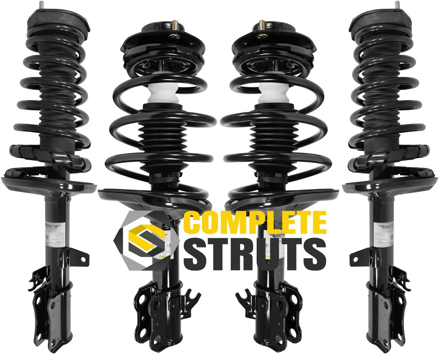 Front Left Quick Complete Strut /& Coil Spring Assembly for 1992-1994 Camry