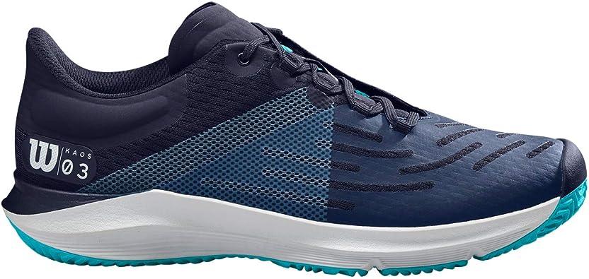 Wilson Kaos 3.0, Zapatilla de Tenis para Todo Tipo de Terreno ...