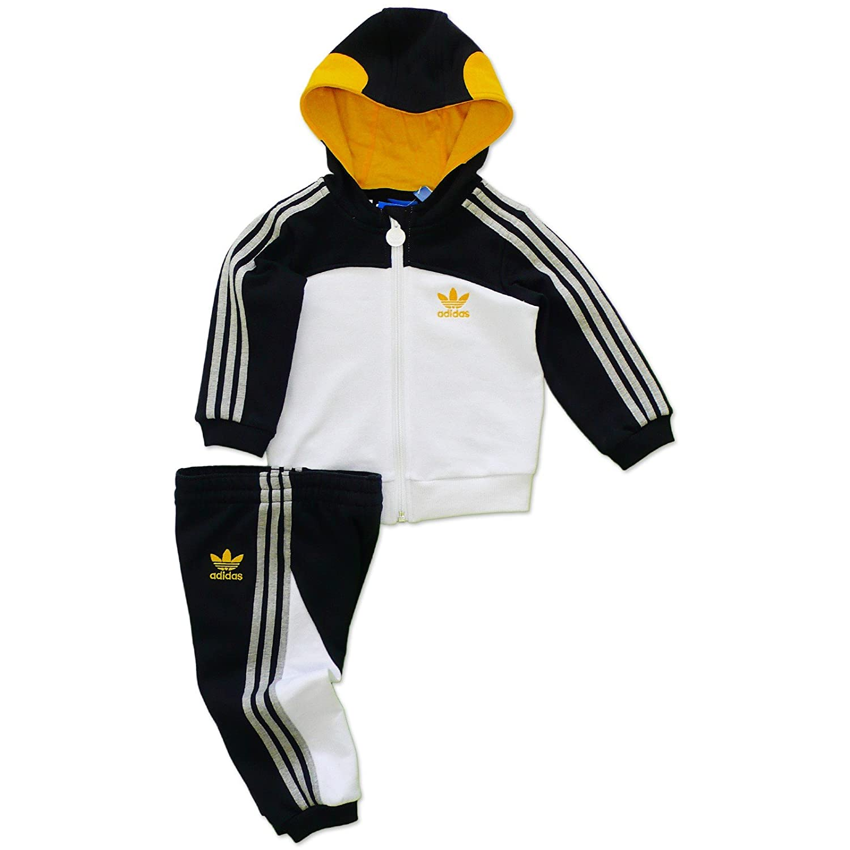 adidas Flock Penguin - Chándal de tiempo libre infantil - fucsia ...