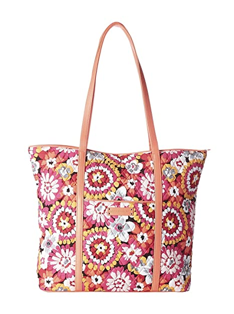 bd63773f5d Image Unavailable. Image not available for. Color  Vera Bradley Trimmed ...