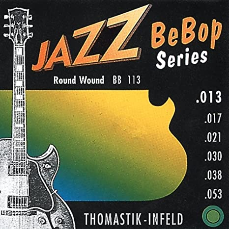 Thomastik cuerda Sol .022 níquel, roundwound BB22 para Guitarra ...