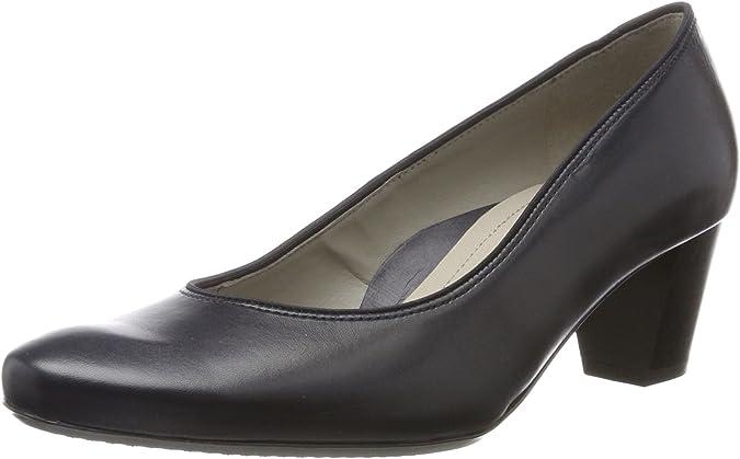TALLA 37 EU. ARA Toulouse, Zapatos de tacón con Punta Cerrada para Mujer
