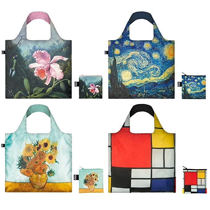 Amazon.com: Loqi museum3 Collection Pocuh, Conjunto de 4 ...