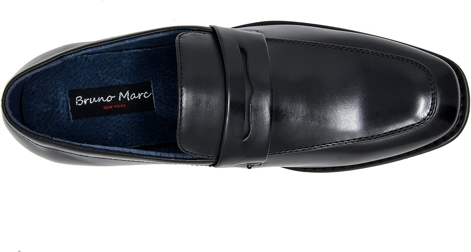 Bruno Marc Mens Loafers Shoes
