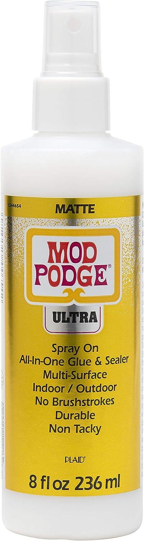 Mod Podge Ultra Matte (8 Ounce),