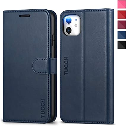 Amazon.com: Funda para iPhone 11 de TUCCH, funda tipo ...