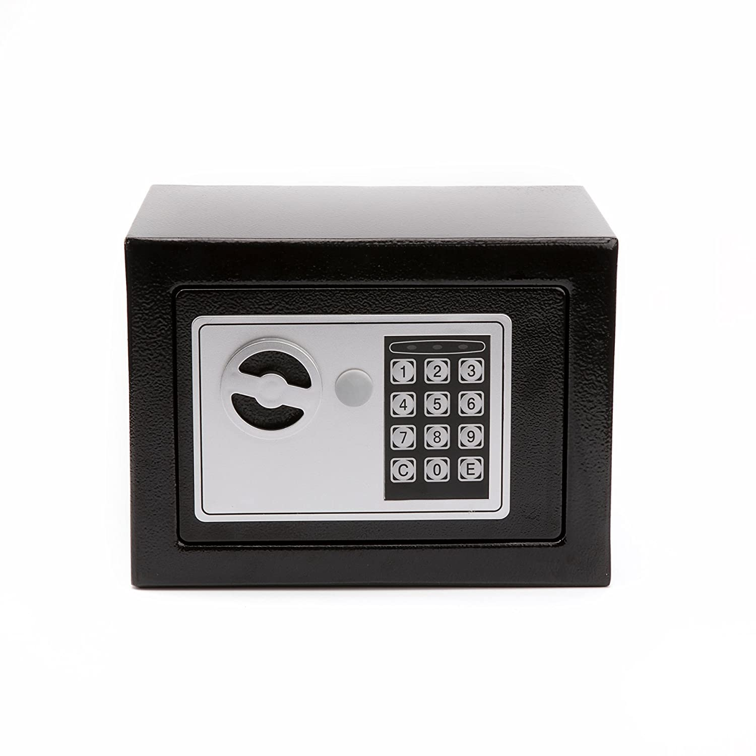 Windaze Electronic Digital Safe Box Keypad Lock For Gun Simple Combination Integrated Circuits Electronics Cash Jewelry Valuable Storage 023 Cubic Feet Office Products