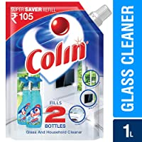 Colin Glass Cleaner Liquid Refill Pack - 1 litre