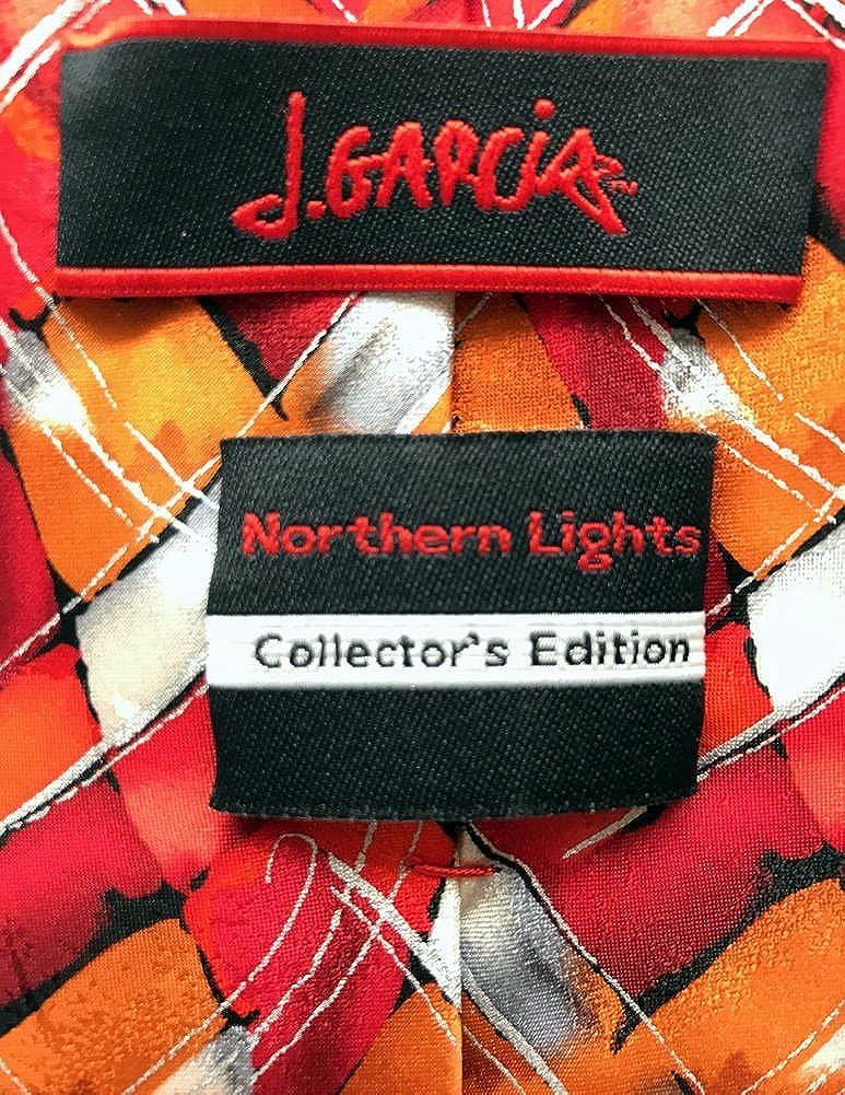 One Size Neck Tie Jerry Garcia Mens Necktie Multicoloured
